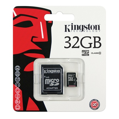 Kingstone Micro SD SDHC 32GB