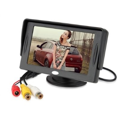 "4.3 Inch LCD Monitor <span class=""smallText"">[40593]</span>"