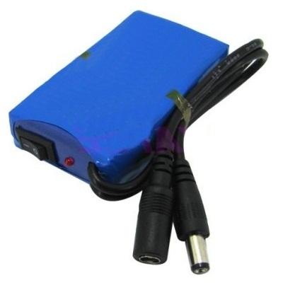 Batterij Onderwatercamera LCD