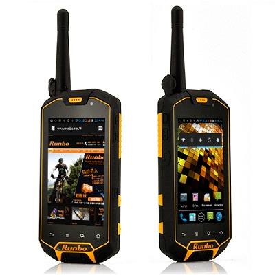 Android 3G Phone Walkie Talkie Set [40848] - €399 95 : Spy