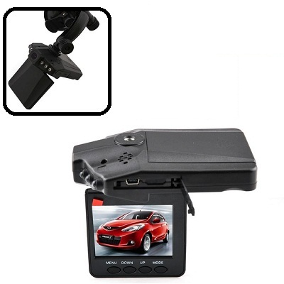HD 720P Dashboard Camera DVR LCD