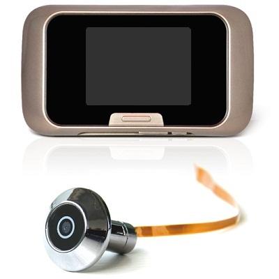 Dagaanbieding - Deur Kijkgat Camera LCD Recorder dagelijkse koopjes