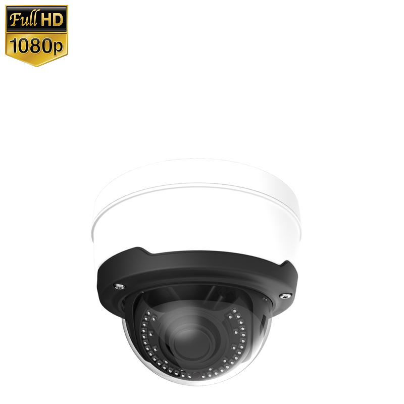 IP Camera Dome 2MP 1080P POE