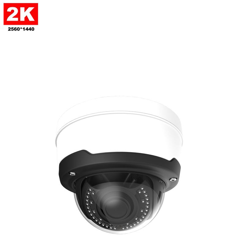 IP Camera Dome 4MP 2K POE