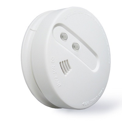 Wireless Smoke Detector GSM Alarm