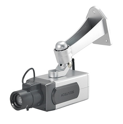 BOX Dummy Camera Zilver