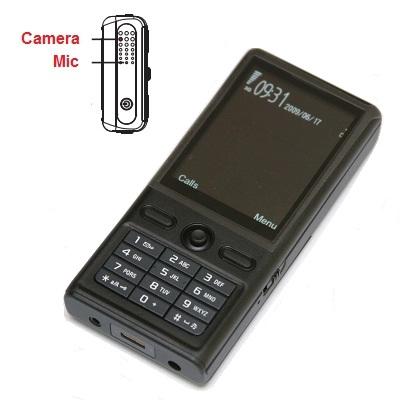 GSM Telefoon Spy Camera DVR