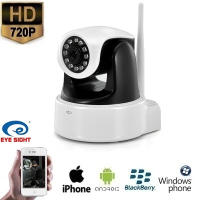 WIFI Pan Tilt IP Camera HD Babyfoon