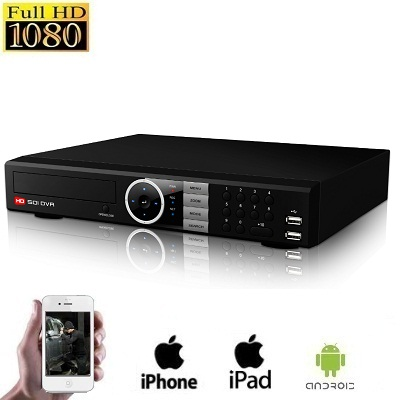 HD SDI 16 Channel DVR Recorder