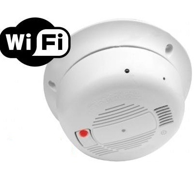 WIFI Rookmelder IP Camera