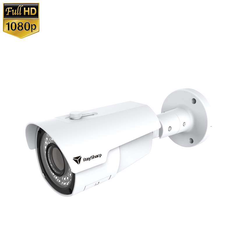 IP Camera IR Bullet 2MP 1080P POE