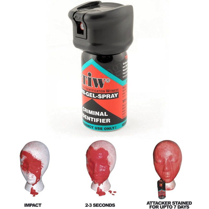 Dagaanbieding - Legale Pepperspray tegen Overvallers dagelijkse koopjes