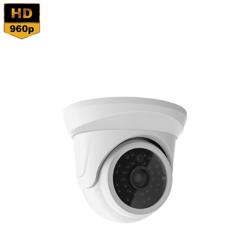IP Camera Mini Dome 1.3MP 960P POE