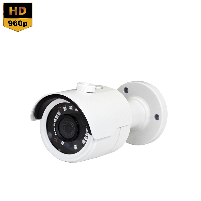 IP Camera Mini IR Bullet 1.3MP 960P POE