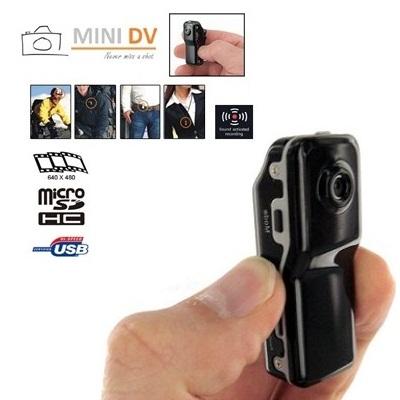 Dagaanbieding - Kleinste Mini Draagbare Camera dagelijkse koopjes