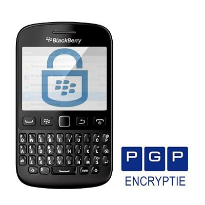 Blackberry PGP Secure Crypto Phone 1 Jaar