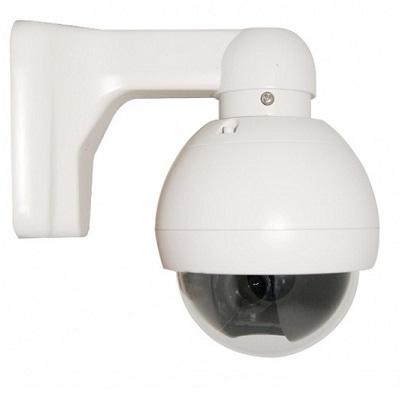 PTZ Bestuurbare camera 10X zoom