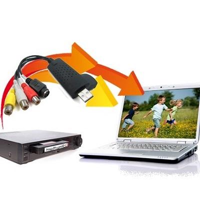 Video Naar USB Converter
