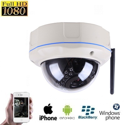 IP WIFI Dome Camera HD 1080P
