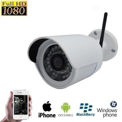 IP WIFI IR Camera HD 1080P