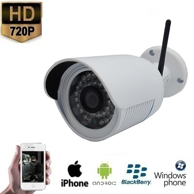IP WIFI IR Camera HD 720P