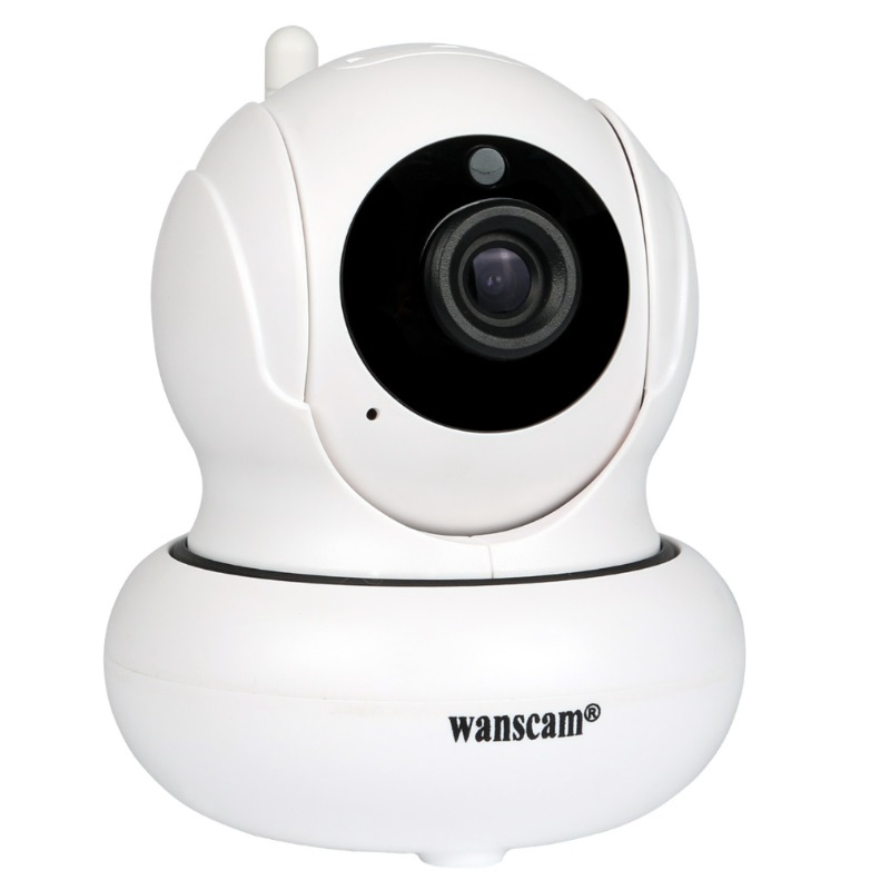 IP Camera Wanscam Babyfoon & Opname Wit 720P
