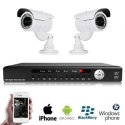 2x Wireless PREMIUM IR Camera Kit