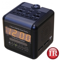 Radio Clock Camera Night Vision