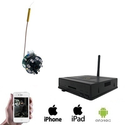 1x Wireless Spy Camera DVR