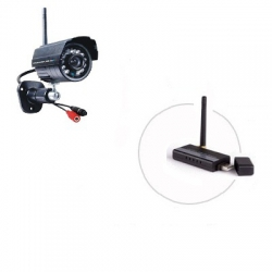 Wireless IR Camera USB Receiver
