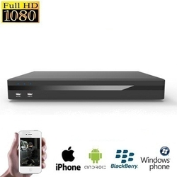 HD IP 16 Channel NVR Recorder