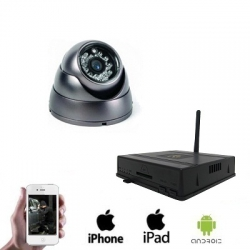 1x Wireless Dome Camera DVR