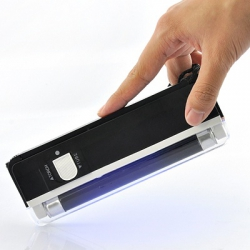 UV Light Fake Money Detector