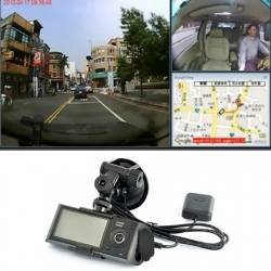 Autorijschool Taxi Camera GPS Logger