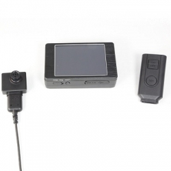 Button Camera LCD HD Recorder