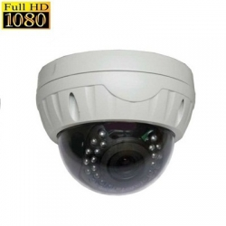 HD SDI 1080P Dome Camera For Indoor