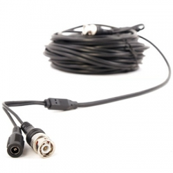BNC Cable with Power 40M