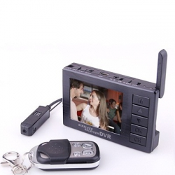 Wireless Mini Spy Camera LCD DVR