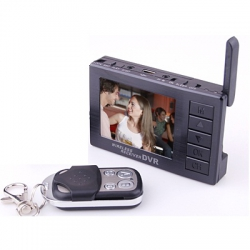 "Wireless 2.4 Inch LCD DVR <span class=""smallText"">[40380]</span>"