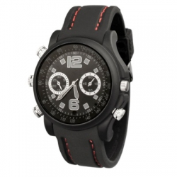 Horloge Camera Waterproof (A)
