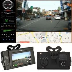 "HD 1080P Auto Camera DVR LCD GPS <span class=""smallText"">[40582]</span>"