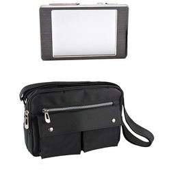 Spy Camera Bag LCD HD Recorder