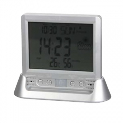 "Thermometer Clock Camera HD <span class=""smallText"">[40596]</span>"