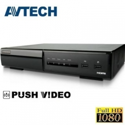 AVTECH HD IP 4 Channel NVR POE