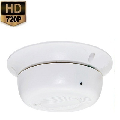 Smokedetector with Camera 720P HD