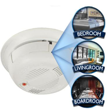 Smokedetector with Camera