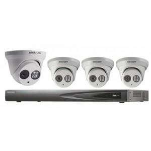 Hikvision-IP Camera Set